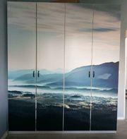 IKEA Pax Kleiderschrank 200x58x236 cm