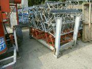 Mastteile für Steinweg Optilift 500