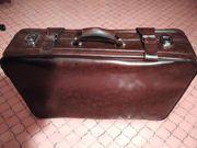 Reisekoffer Koffer aus robustem Kunstleder