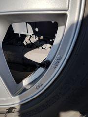 VW Passat B7 Winterreifen Komplettrad