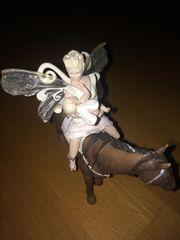 Schleich 7 Elfen mit Pferd