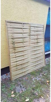 Sichtschutz Holz Sichtschutzzaun