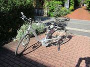 E-Bike mit Tiefeneinstieg