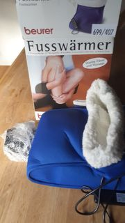 Beurer Fußwärmer Massage
