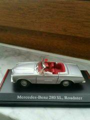 Mercedes Modell 280 SL Roadster