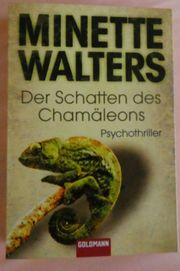 Der Schatten des Chamäleons Psychothriller