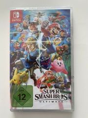 Super Smash Bros NEU
