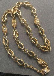 Goldkette 585