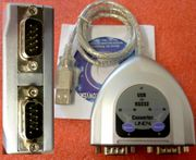 Lindy USB Serial Konverter 2