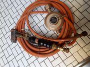Kleiner gasbrenner