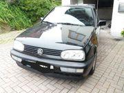 Golf 3 Cabrio AHK TÜV