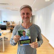 SCHOCK Ernährungsberater verschenkt sein Buch
