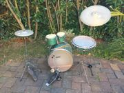 Schlagzeug - altes Sonor Teardrop K