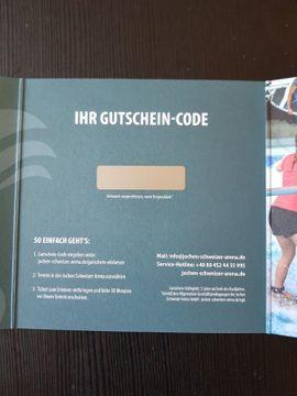 Jochen Schweizer Gutschein Surf Fly: Kleinanzeigen aus Feucht - Rubrik Tickets / Eintrittskarten