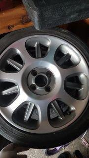 Fiat 500 alufelgen