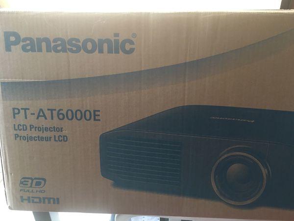 PT-AT6000E 16 9 Full HD