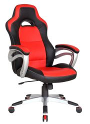 Drehstuhl Chefsessel 60525RS7 Chefsessel Rot