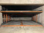 Abgeschlossener Tiefgaragenstellplatz Doppelparker in Dossenheim