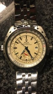 Luxus Automatik Uhr