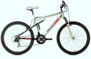 Slyder Mountainbike Vollgefed 26 21
