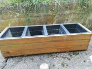 Pflanzkübel für 4 Pflanzen