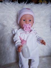 Babypuppe mit Nässfunktion Gr 42cm