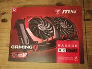 MSI Radeon RX570 4GB neuwertig