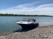 Sportboot zu vermieten 60PS Außenbordmotor