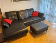 Longchair Sofa W Schilling Leder