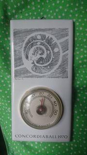 Temperaturmesser von 1970