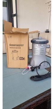 Bestway Flowclear Filterpumpe 2000l h