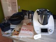 Thermomix TM5 incl 2 Mixtopf