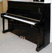 Klavier Yamaha U10BL 121 cm