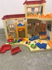 Playmobil Schulhaus mit Zubehör