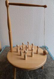 Tischkegelspiel - kibri - Holz ca 40