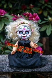 LittleCrittARTs Puppe Horror