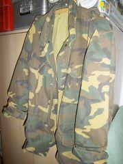Militär Jacke der Kroatischen Armee