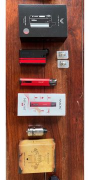 E-Zigaretten Set Kriemhild Verdampfer
