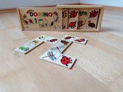 Kinder-Domino aus Holz