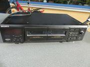 Sony Kassettendeck TC-WE 405