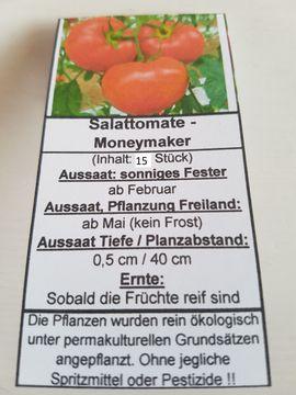 Bild 4 - Set4 Tomate Moneymaker - Inhalt 15 - Lauterach