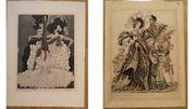 Kurt Hilscher 2x Radierungen Lithografien