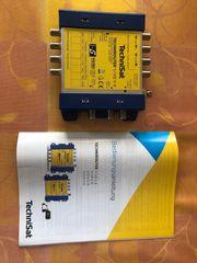 TechniSat Router für digitale Einkabel-Lösu