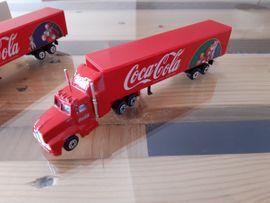 Drei LKW Coca Cola zum: Kleinanzeigen aus Gemmingen - Rubrik Sonstige Sammlungen