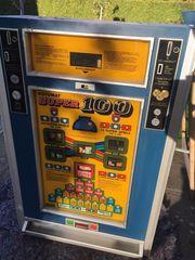 Spielautomaten 60er 70er Jahre