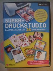 Super-Druckstudio CD-ROM