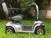 Elektromobil Elektrorollstuhl Seniorenmobil Rollstuhl