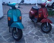 2 Vespa PK 50 XL