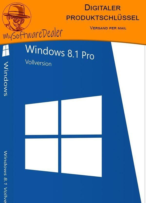 Windows 8 1 Professional Key