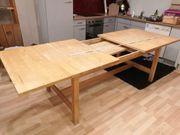 Tisch rustikal 1m x 2